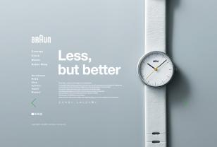 BRAUN – TIMEPIECES JAPAN