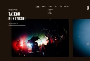 PHOTOGRAPHER / TAIKOU KUNIYOSHI
