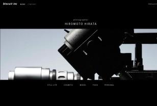 photographer HIROMOTO HIRATA