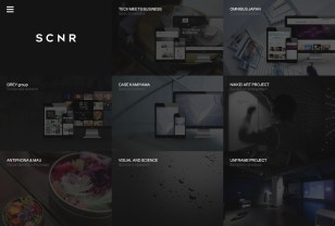 SCNR Inc. | Art direction + Visual consulting