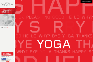 YOGA MOJI STUDIO | レノボYOGAスペシャルサイト