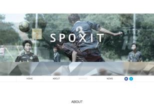 スポーツをより楽しく創造的に|SPOXIT|スポジット