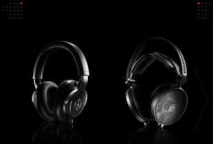 OPEN & CLOSED THE NEW FLAGSHIP HEADPHONES NOW LIVE!! | Audio-Technica