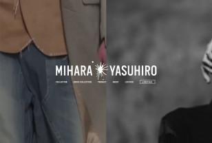 MIHARAYASUHIRO | ミハラヤスヒロ