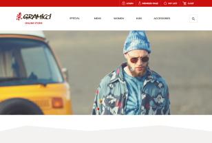 Gramicci Online Store | グラミチ オンラインストア