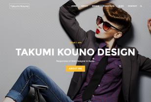 Takumi Kouno Designer – UI/Webデザイナー河野匠