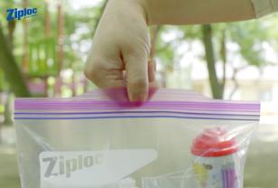 Open my Ziploc!|旭化成ホームプロダクツ