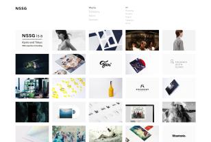 NSSG – Branding, Design