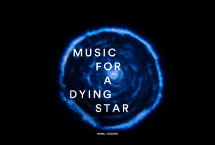 MUSIC FOR A DYING STAR – ALMA MUSIC BOX x 11 ARTISTS