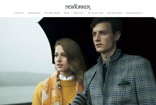 NEWYORKER | ニューヨーカーオフィシャルサイト