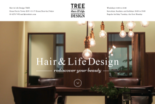 銀座の美容室 TREE(ツリー) | hair&life design TREE