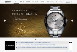 セイコーウオッチ|時計・腕時計のSEIKO