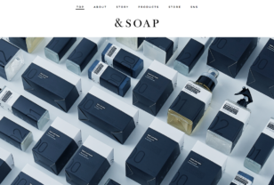&SOAP – High-organic hybrid soap: