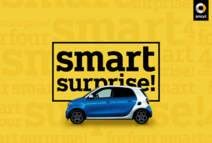 smart surprise サプライズいろいろ smart forfour! | The new smart