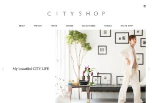 CITYSHOP | シティショップ