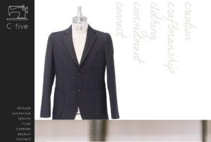株式会社C-five |メンズアパレルの縫製、OEM