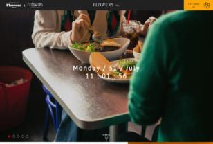 FLOWERS Inc. | フラワーズのウェブサイトへようこそ。神戸・苦楽園と大阪・中之島のハンバーガーとグリルのお店。